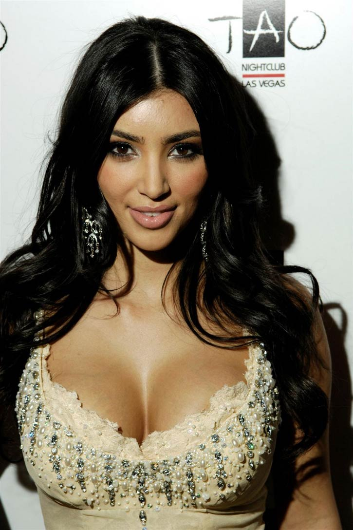 KIM KARDASHIAN'S 29 BIRTHDAY PARTY AT TAO NIGHTCLUB IN LAS VEGAS